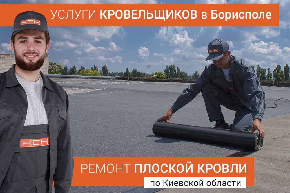 кровельщики Борисполь